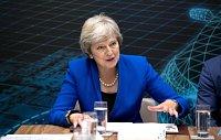 Britská premiérka Theresa Mayová