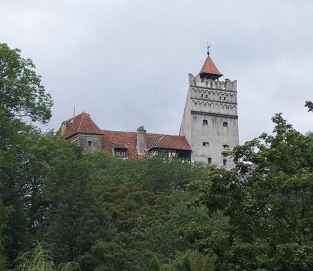 Od roku 1920 byl hrad Bran sídlem panovníků Rumunského království