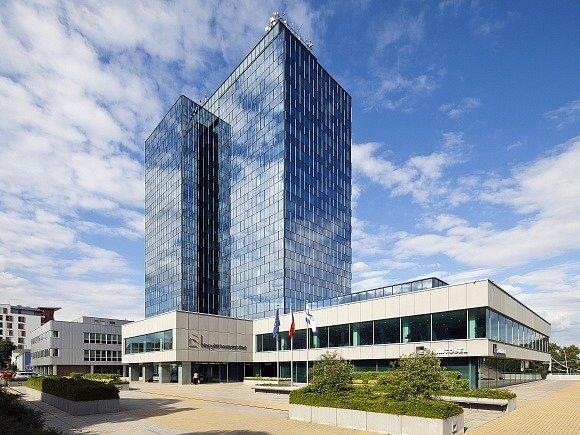 Budova Nejvyššího kontrolního úřadu. Ilustrační foto.