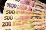 Peníze, bankovky - ilustrační foto