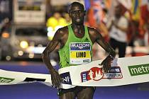 Běžecký závod Grand Prix Prha vyhrál Keňan Philemon Kimeli Limo.
