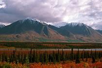 Aljaška, hora Denali