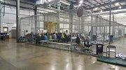 Detenční zařízení v USA, kde jsou ubytováni děti imigrantů