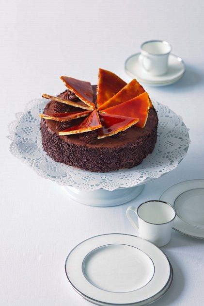 Dobošův dort.