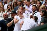 Finále Wimbledonu: Petra Kvitová