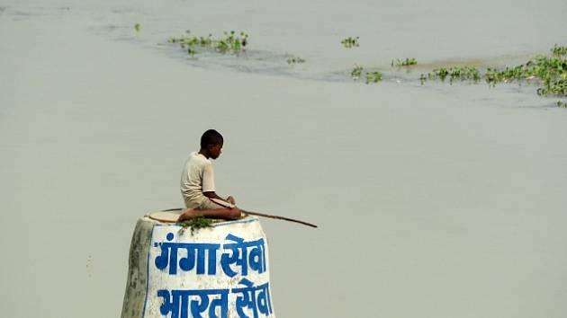 Katastrofální povodně v jižní Asii