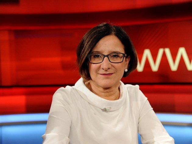 akouská ministryně vnitra Johanna Miklová-Leitnerová.