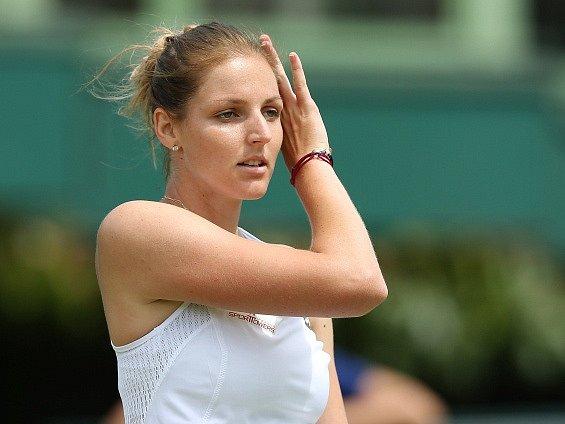 Kristýna Plíšková se dostala poprvé do finále turnaje WTA