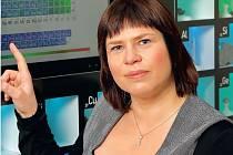 Vědkyně a pedagožka RNDr. Markéta Martínková, Ph.D.