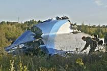 Na Sibiři spadl letoun. Nehoda neměla tragické následky