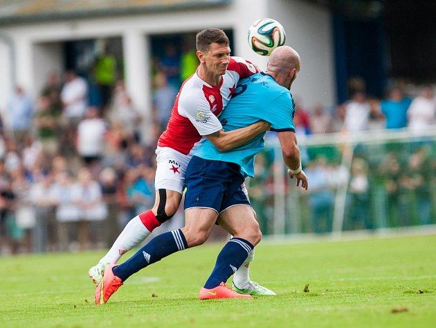 Slavia vyzrála na Union Nový Bydžov