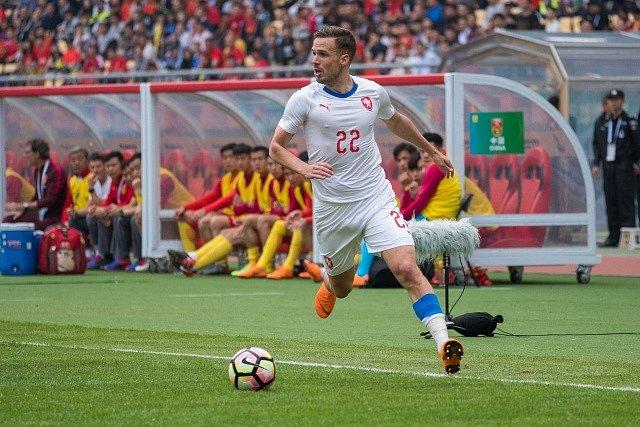 Filip Novák proti Číně.