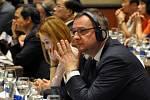 Petr Nečas se rovněž zúčastnil české delegace do Vietnamu