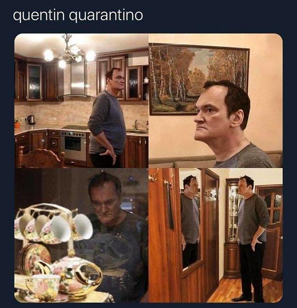 Quentin Quarantino.
