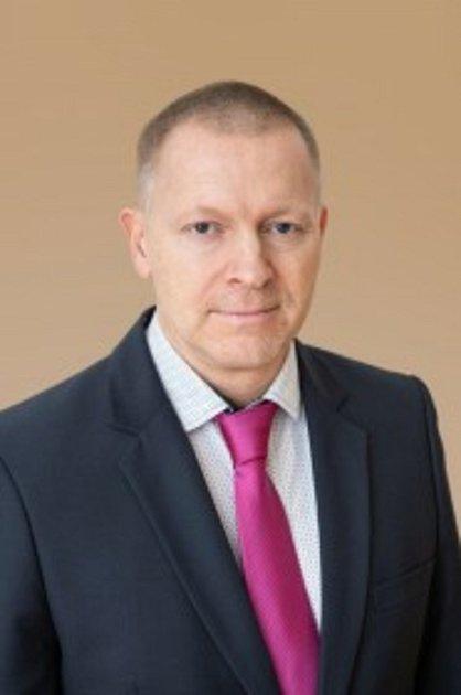 Primář ARO Nemocnice České Budějovice Richard Tesařík.