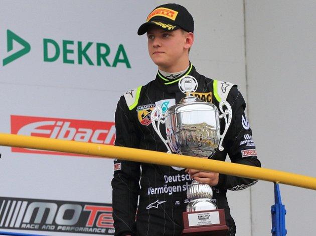 Mick Schumacher po debutu ve Formuli 4