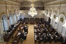 Jednání sněmovny. Ilustrační snímek