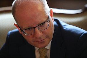 Bohuslav Sobotka oznámil svůj konec v politice