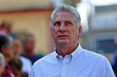 Současný kandidát na kubánského prezidenta Miguel Díaz-Canel vzešel z březnových parlamentních voleb