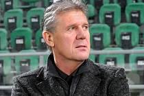 Jozef Chovanec mohl být po utkání v Palermu spokojený.