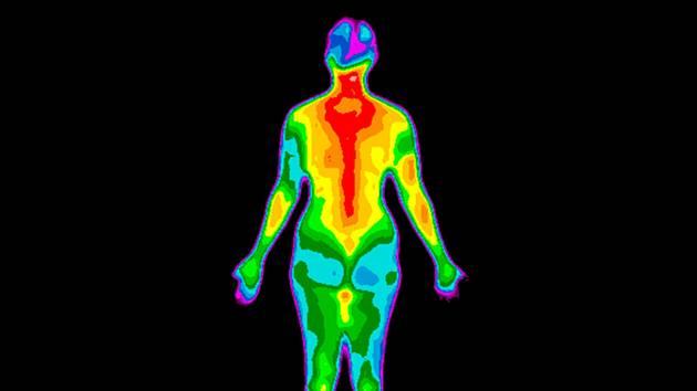 Teplota člověka se v průběhu věku změnila. Dnes jsou lidé chladnější.