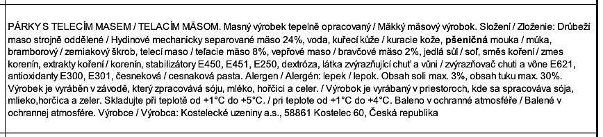 Malá domů, kterou poslanci ANO, ČSSD, KSČM, SPD a Trikolóry přihráli Agrofertu, vedla lidi také k tomu, aby se blíže podívali na složení jeho výrobků