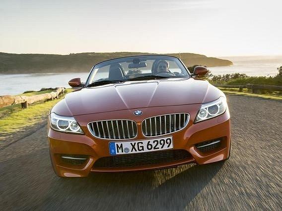 Nové BMW Z4