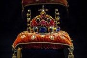 Výstava českých korunovačních klenotů na Pražském hradě