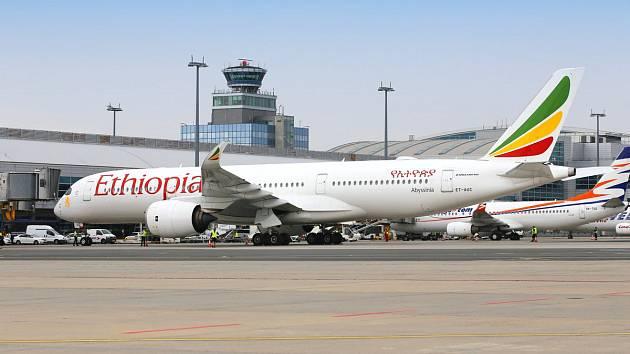 První A350 v Praze. Nečekané příjemné překvapení pro cestující Smartwings