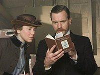 Renée Zellweger a Ewan McGregor ve filmu Miss Potter