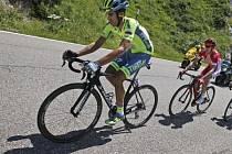 Alberto Contador na Tour de France 2016