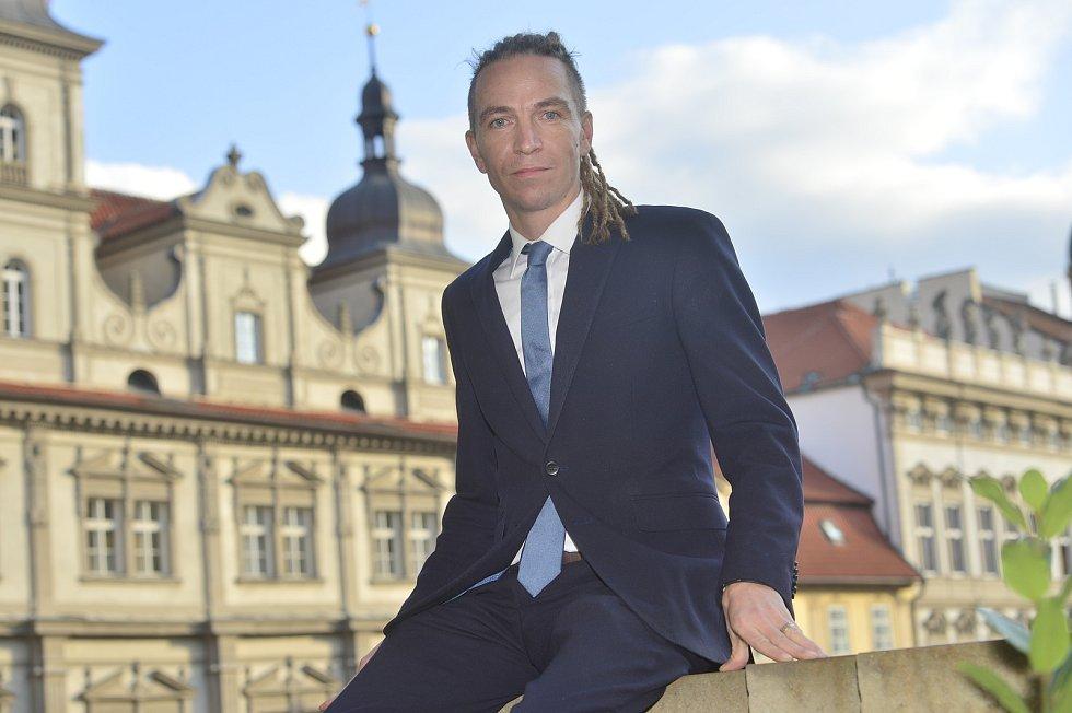 Ivan Bartoš.