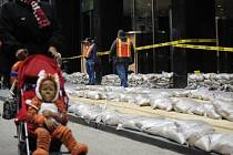 New York se připravuje na příchod hurikánu
