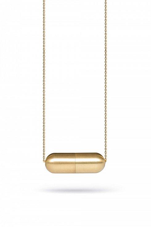 Šperk vytvořený Danou Bezděkovou