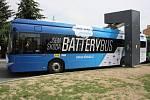 Elektrický autobus Škoda Electric