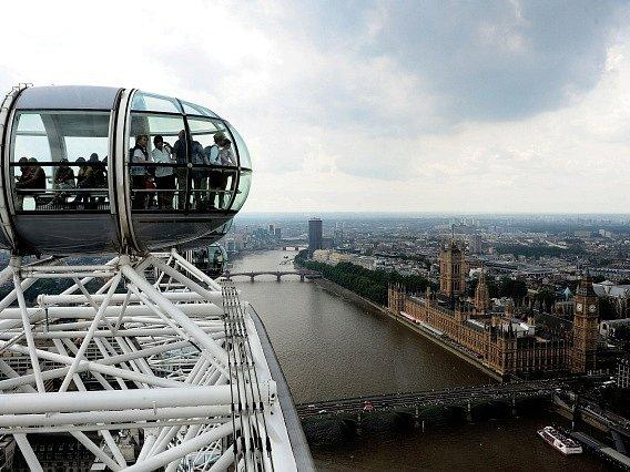 Londýn.