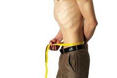 Anorexií trpí i muži.