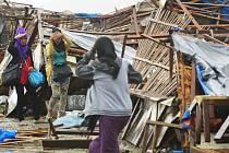 Východní Filipíny opět čelí živelné katastrofě, ilustrační foto