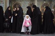 Írán zvažuje, že by turistky nemusely nosit čádor, ilustrační foto