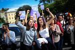 Stávka žen v Malaze
