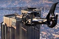 Počítačová hra Grand Theft Auto V.