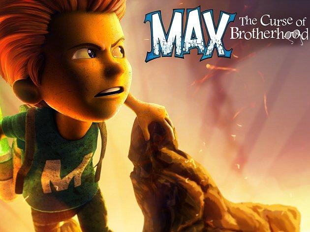 Počítačová hra Max: The Curse of Brotherhood.