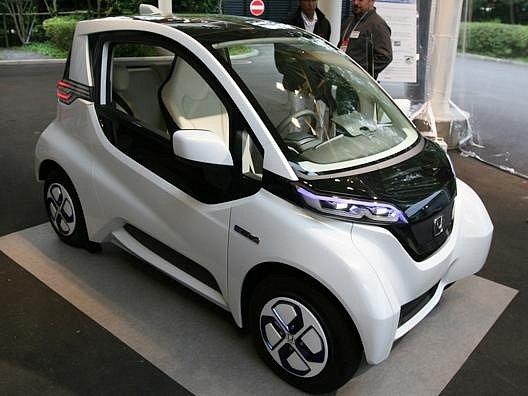 Prototyp Honda Micro-Commuter