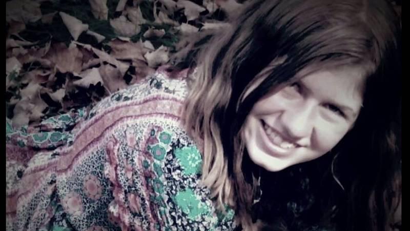 Unesená třináctiletá Jayme Clossová