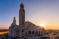 Největší křesťanská katedrála na Blízkém východě