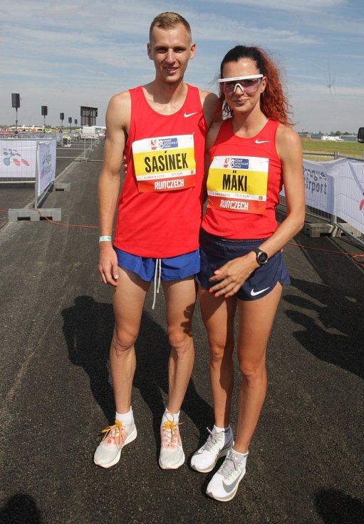 Běžkyně s česko-finskými kořeny Kristiina Mäki.