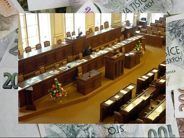 Návrh státního rozpočtu na příští rok, který počítá s jedním z nejnižších schodků uplynulých let, prošel.