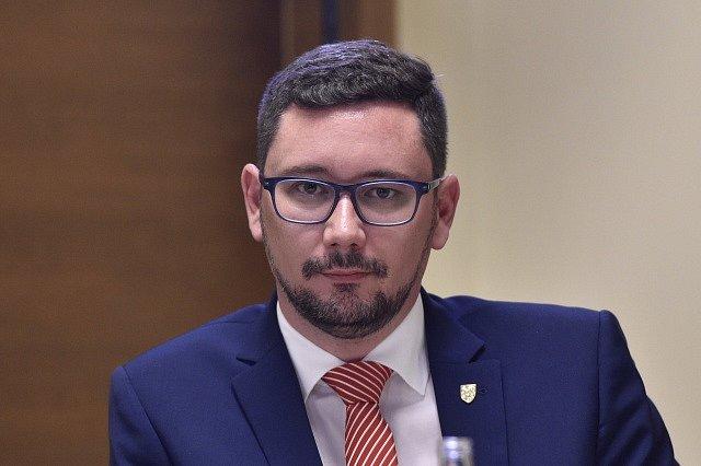 Mluvčí prezidenta Jiří Ovčáček