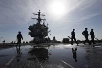 Spojené státy dlouhodobě soupeří s Íránem o dominanci v Perském zálivu