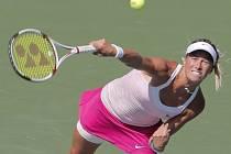 Česká tenistka Andrea Hlaváčková.